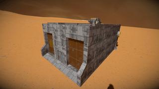 Lifter habitation module Mk3-M