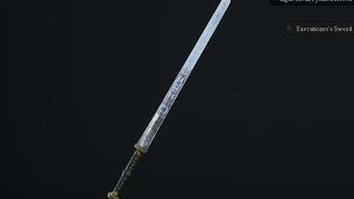 Executioner Sword (No Guard)