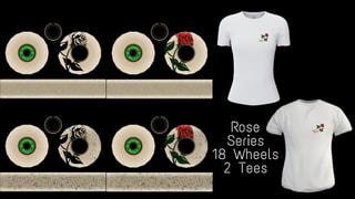 Dishonour Wheels Rose Series