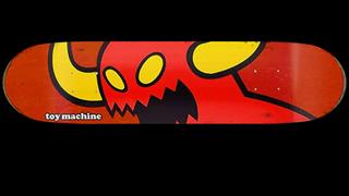 Toy Machine DevilRed