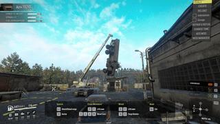 stronger crane for RU