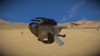 Star Wars Patrol Gunship
