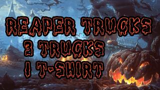 Reaper Trucks Halloween Drop