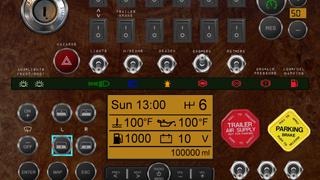 ATS Button box and info