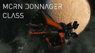 MCRN Donnager Class