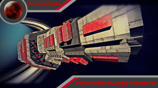 RDY Phase III - Frontier Class Frigate