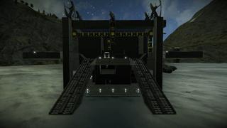 Refueling Station Alpha