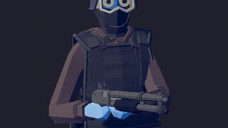SAS breacher
