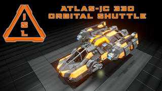 ISL - Atlas-IC 330 Orbital Shuttle