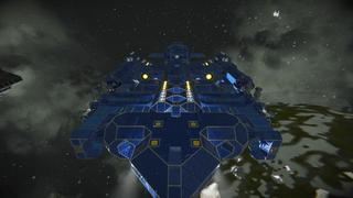 Persistence class non combat cruiser