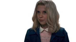 Stranger Things Hoodie(Eleven Edition)