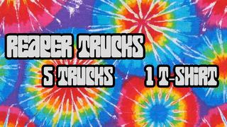 Reaper Trucks Trippy Drop