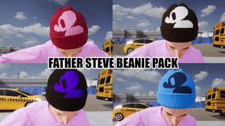 Father Steve Mouse Beanie Pack