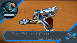 WCO BAG-34 Ion Inferno Canon V.3