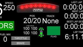No F1 2020