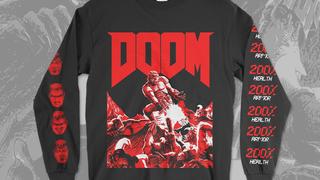 DOOM/ MANHUNT Final Boss Tshirts