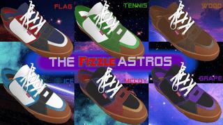 The Fizzle Astros Shoes