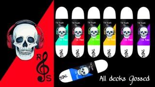Rhythmic Skateboards Till Death Pack
