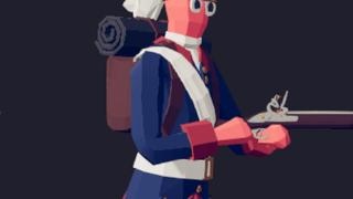 Prussian-Infantryman