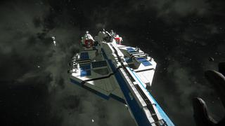 My Atlas Base Ship
