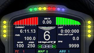 Aston Martin AMR V12 Vantage GT3 2013