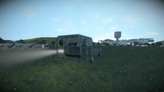 NCI - Flatbed Truck BISON