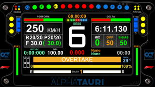 F1 2020 V02 AlphaTauri