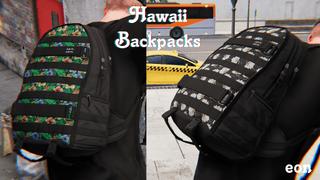 EON - Hawaii Backpacks