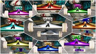 Authority Truckz TwoTonez 9 Colors