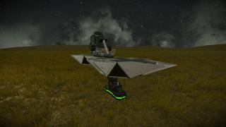 Ship or rover base