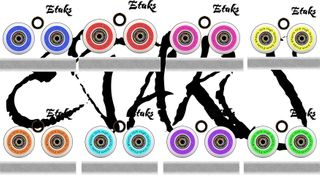 Etaks Wheels Quality 8 Colors