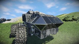 Daedalus Mobile Rover Base