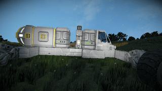 Respawn Pod rover retrofit mk *