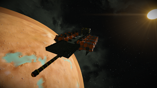 Atlantean Modular Station Hydrogen Sotrage