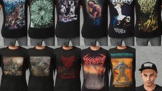 Death Metal Shirts