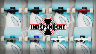 Independent Trucks pack 1