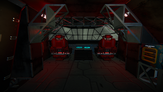 S.C.A.F Shuttle (Fixed)