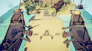 Pirates vs The Natives again