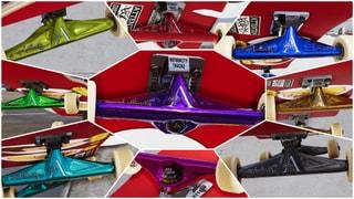 AUTHORITY CALLIGRAZ (folied) 9 Colors
