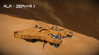 ALA - Zephyr II (Marte)
