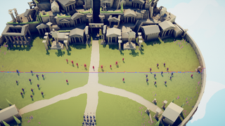 Attack on the Jedi Temple