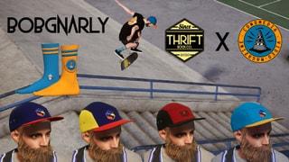 Thrift x Conomedia - Bob Gnarly Pack