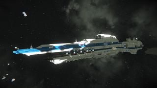 Atlas frigate