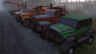 Additional Paintjobs for Vanilla Trucks