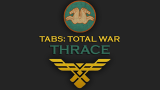 TABS Total War: Thrace