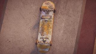 Used Element Peanuts Deck