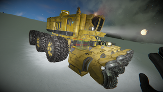 Mega rover