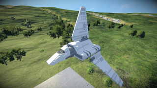 Imperial Lambda shuttle