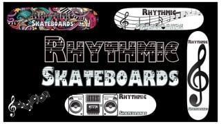 Rhythmic Skateboards First Drop