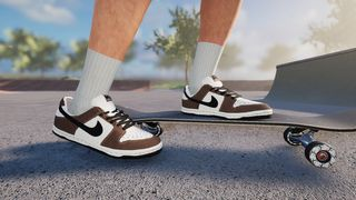 Nike SB Dunk Low Trail End Brown